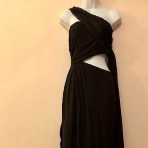 🔥🔥Halston Heritage Grecian dress, size 2-4